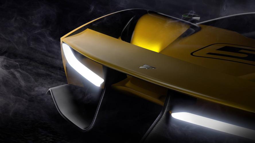 2017 - Fittipaldi EF7 Vision Gran Turismo by Pininfarina