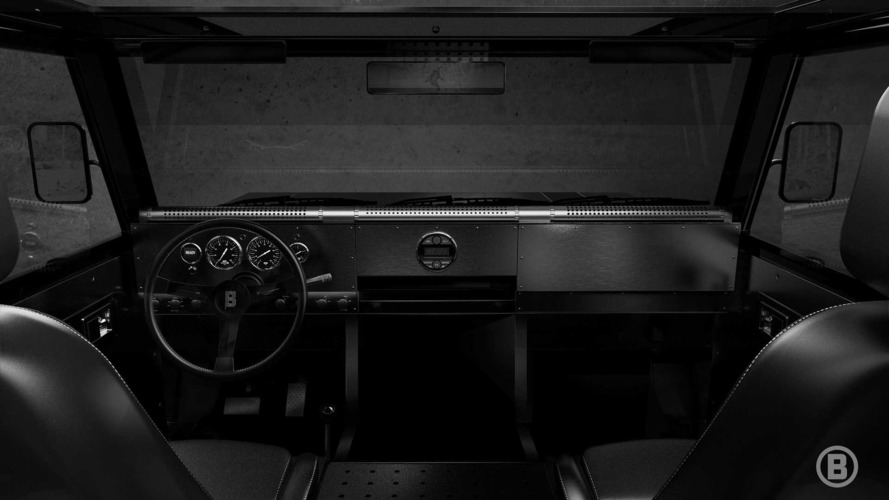 Bollinger Shows Off Its All-Electric Truck's Interior