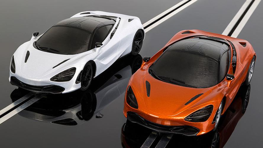 McLaren 720S Scalextric racer already available