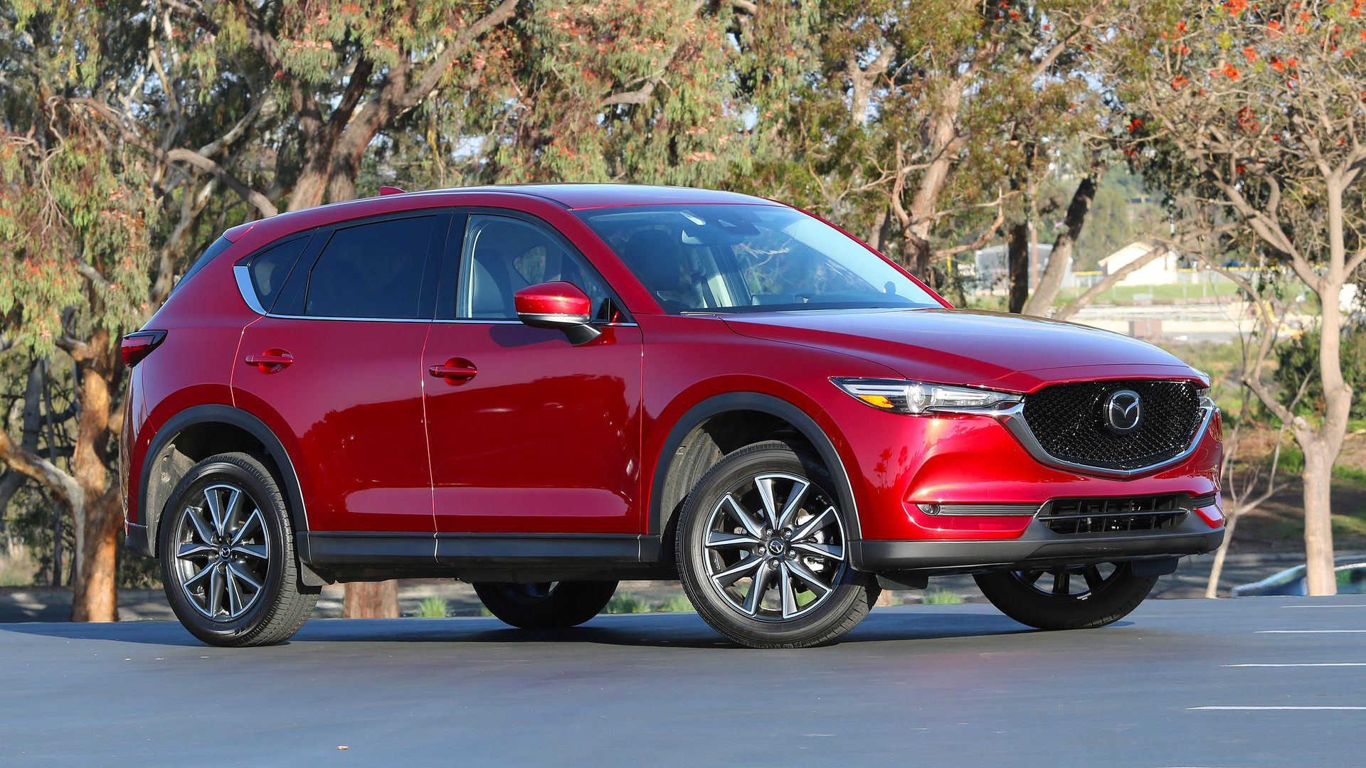 2017 mazda cx 5 first drive now with fewer downsides. Black Bedroom Furniture Sets. Home Design Ideas