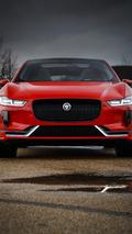 Jaguar I-Pace concept in London
