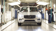 2018 Volvo XC60 first production car