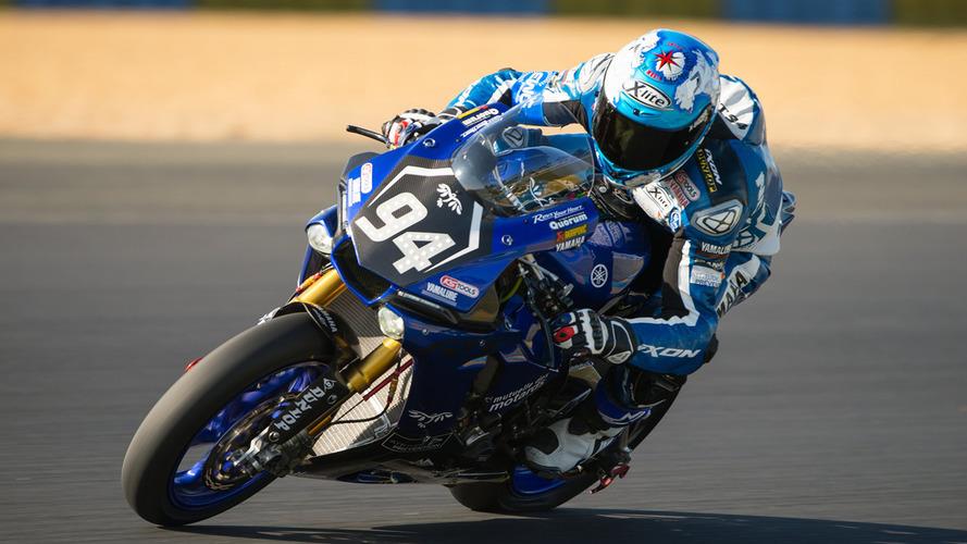 David Checa y el equipo Yamaha GMT94 ganan las 24 Horas de Le Mans