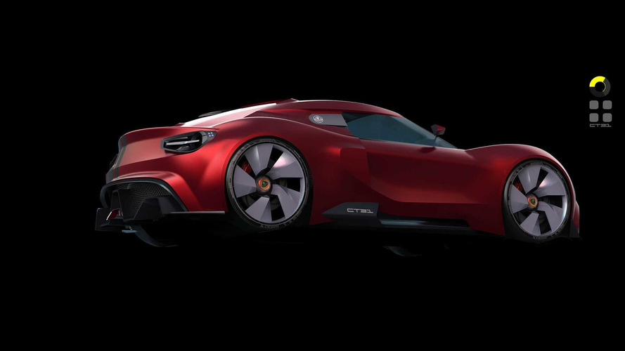 Illustrations Lotus Elise 2020