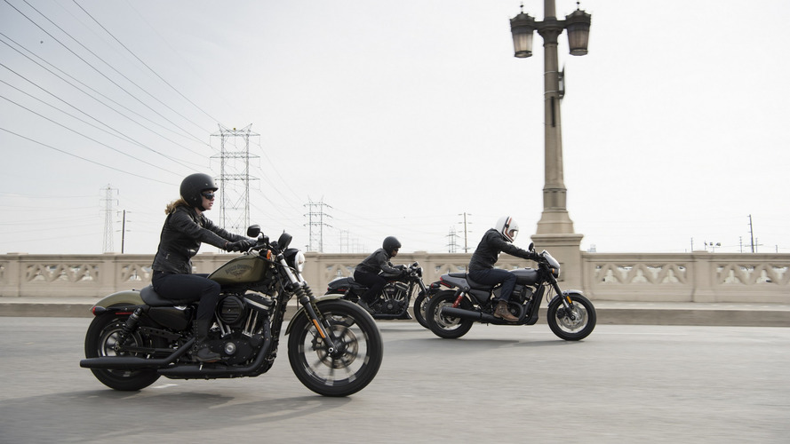 """All for freedom, freedom for all"", nuevo eslogan mundial de Harley-Davidson"