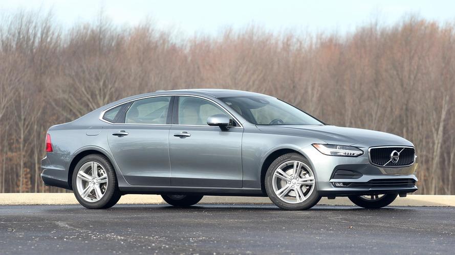 İnceleme: 2017 Volvo S90 T5