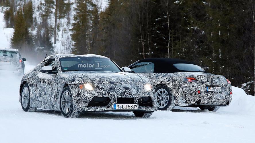 Sızan BMW dokümanları Z4 ve Supra hakkında bilgi veriyor