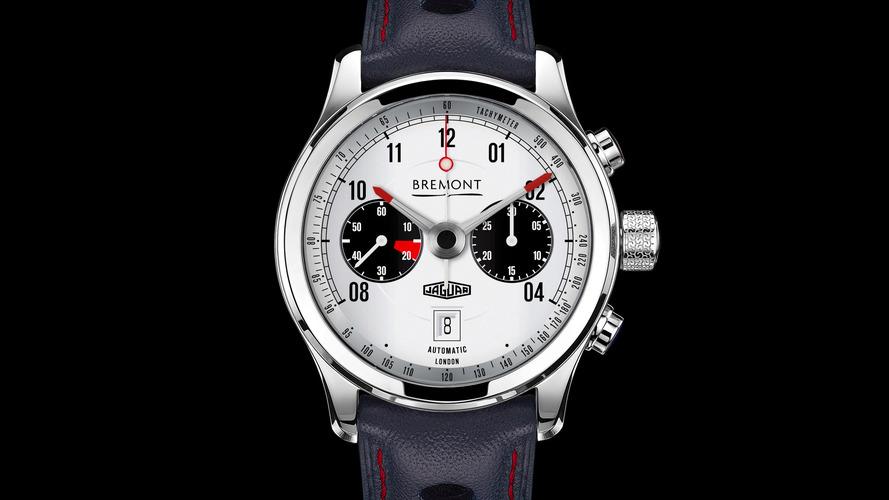 Bremont crea un cronógrafo en honor del Jaguar E-Type