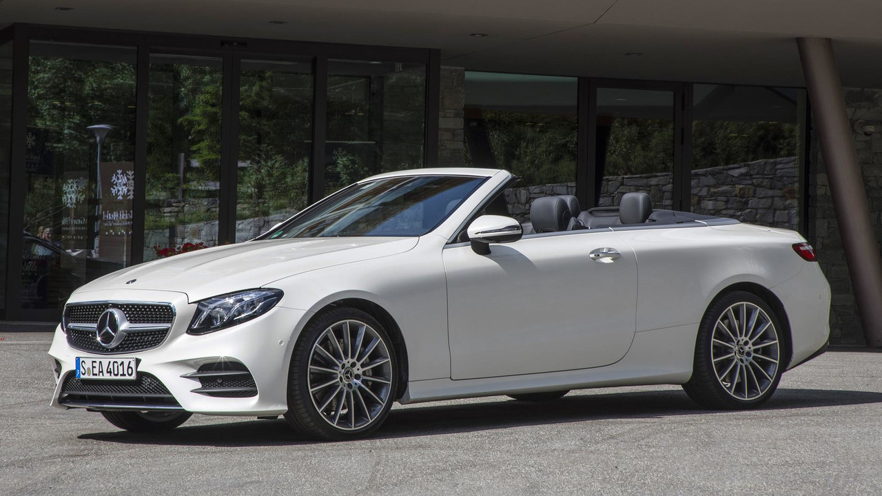 E400 Coupe 2018 >> Most Expensive 2018 Mercedes-Benz E400 Cabriolet Costs $96,395