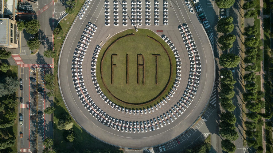 Guinness Record For Fiat's Two-Day Italian Job