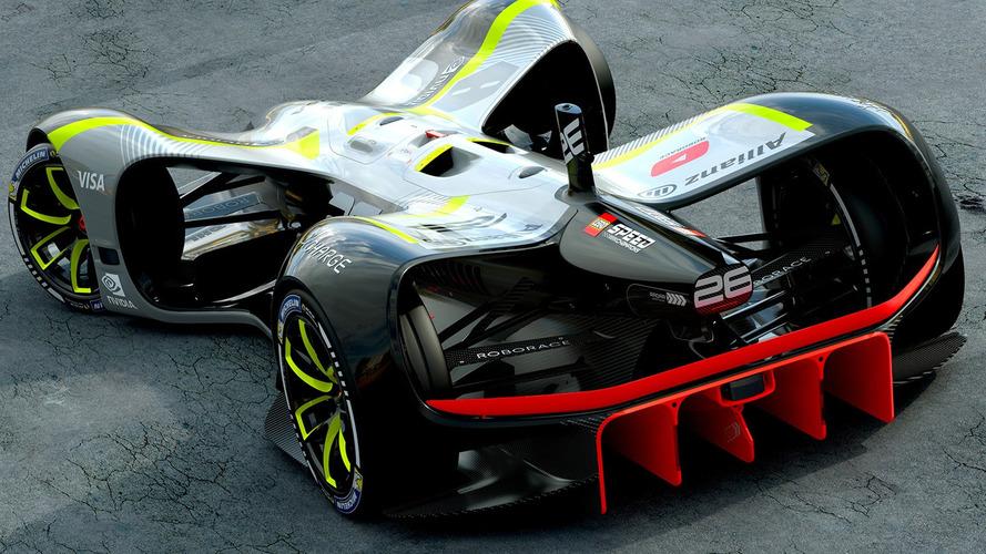 """Roborace: """"Este coche es del futuro y ya está aquí"""