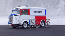 Citroen Type H And New Dispatch