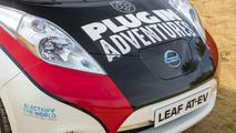 Nissan Leaf All Terrain