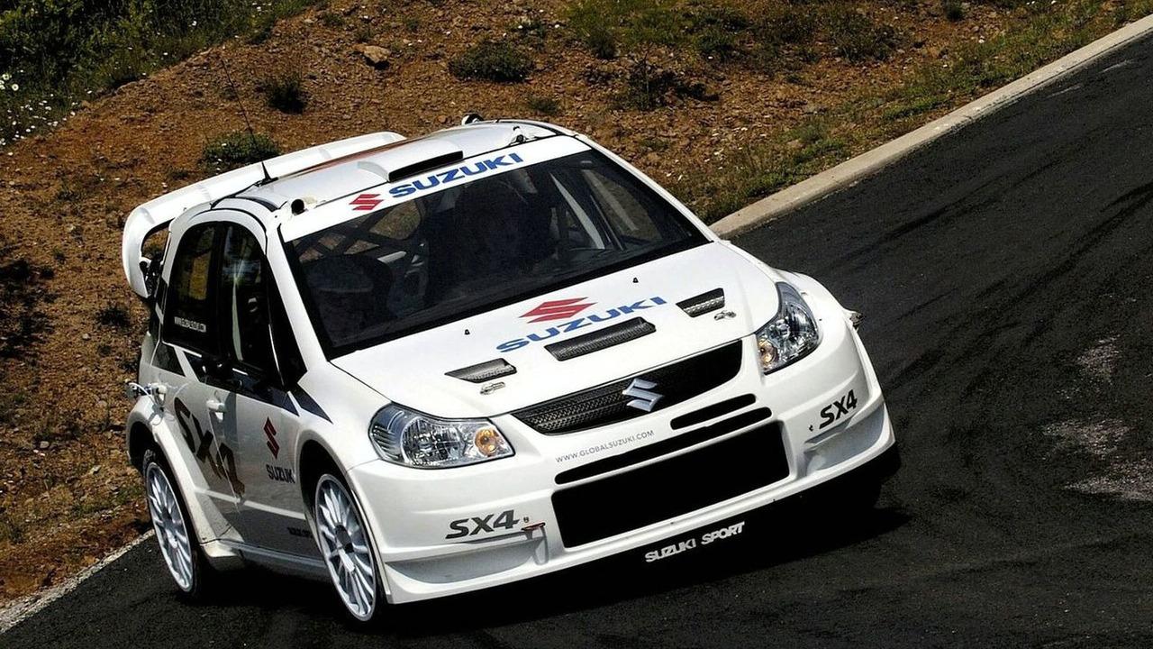 Suzuki SX4 WRC Concept