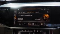 2018 Audi A8 debut