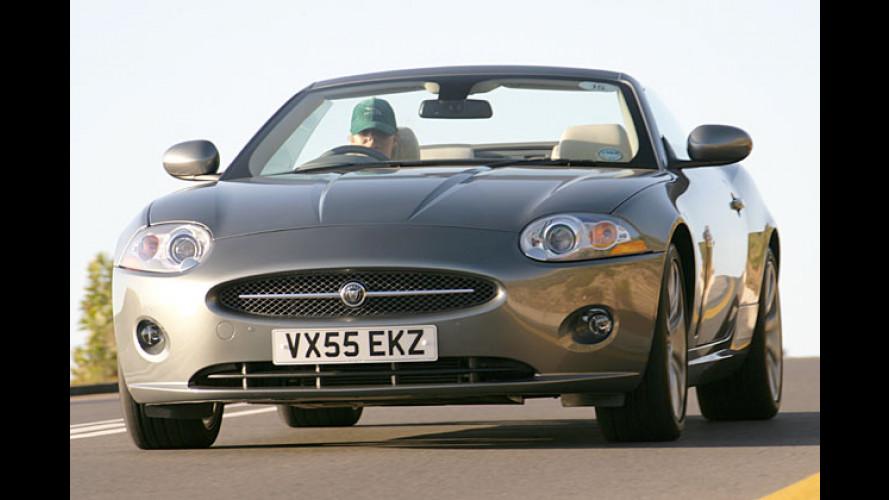 Very British: Jaguar XK Cabriolet im Test