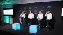 Jaguar RE Charge Event at Formula E NYC