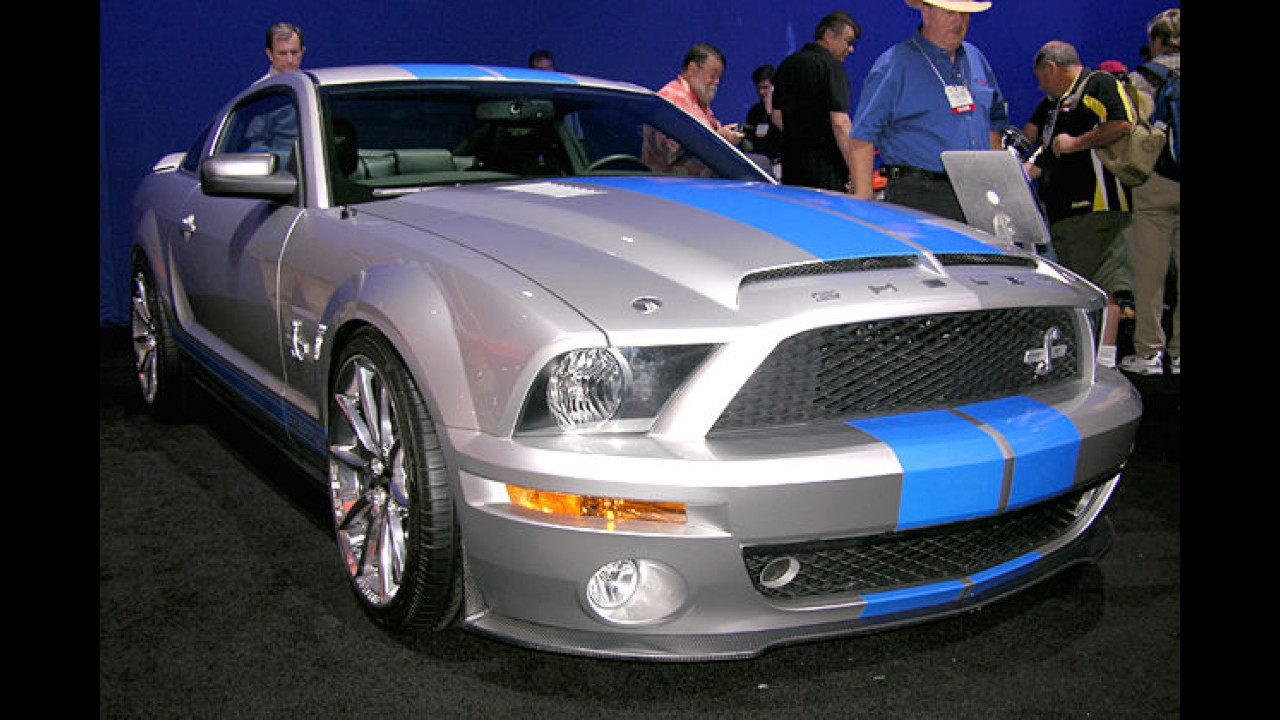 Ford/Shelby GT500 KR