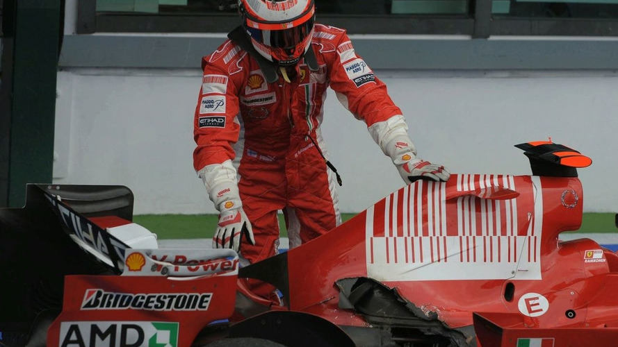 Massa Leads Ferrari 1-2 in France