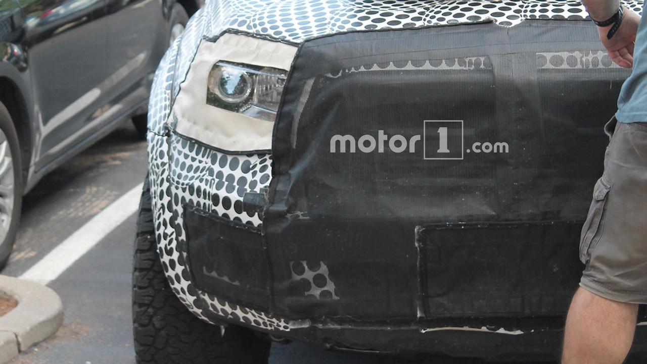 Ford Ranger Raptor detaylı casus fotorafları