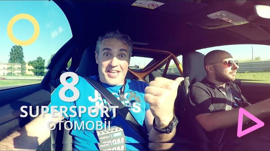 Motor1 Days, Michelin desteğiyle daha da heyecanlıydı