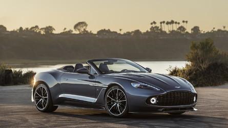 Aston Martin Completes Vanquish Zagato Set