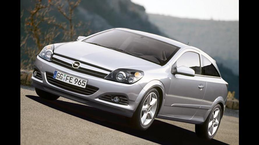Opel bringt 1,9-Liter-Turbodiesel in 100-PS-Variante