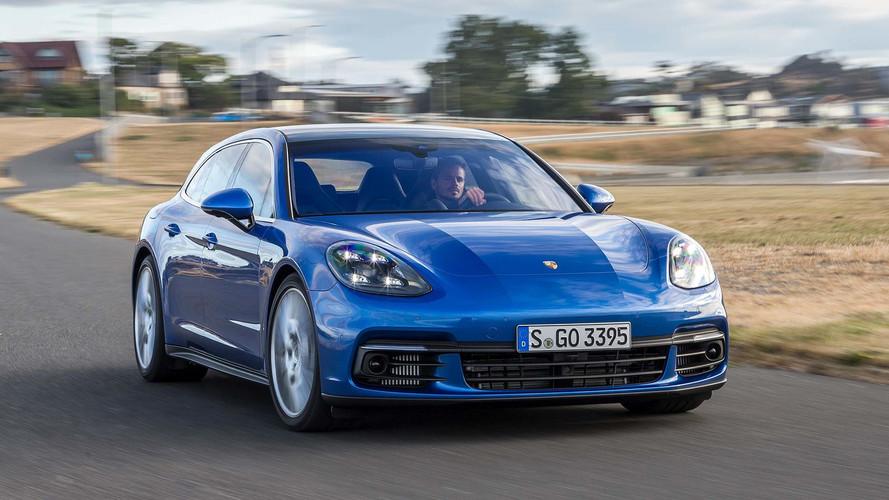 Porsche Panamera Sport Turismo 4S Diesel