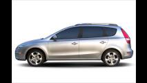 Hyundai macht blau