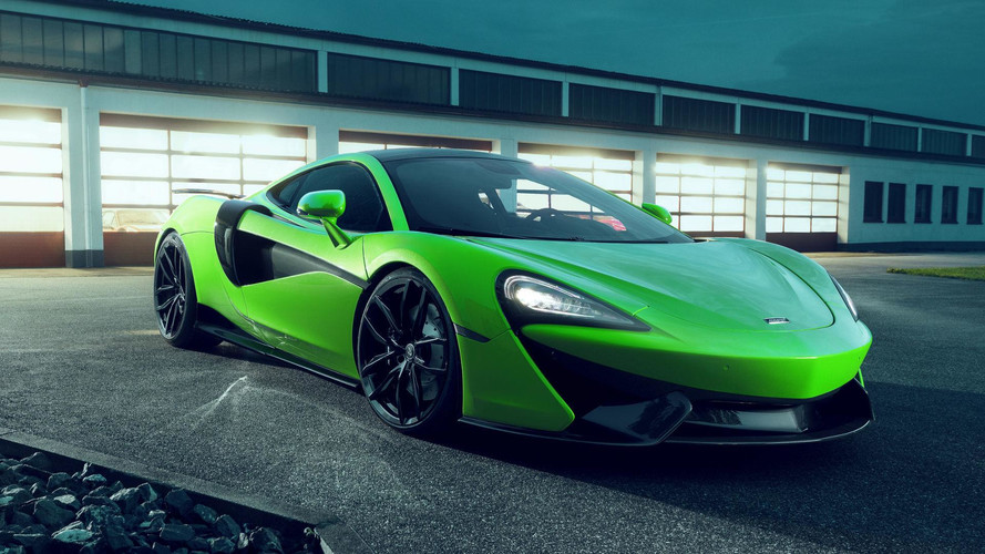 McLaren 570GT Gets Hardcore With 637 Hp, 1.2-Inch Lower Springs