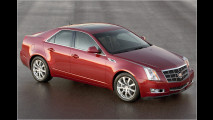 Neuer Cadillac CTS
