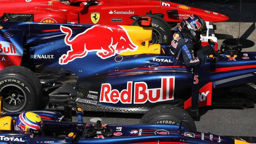 Red Bull should stick with fair play policy - Alonso