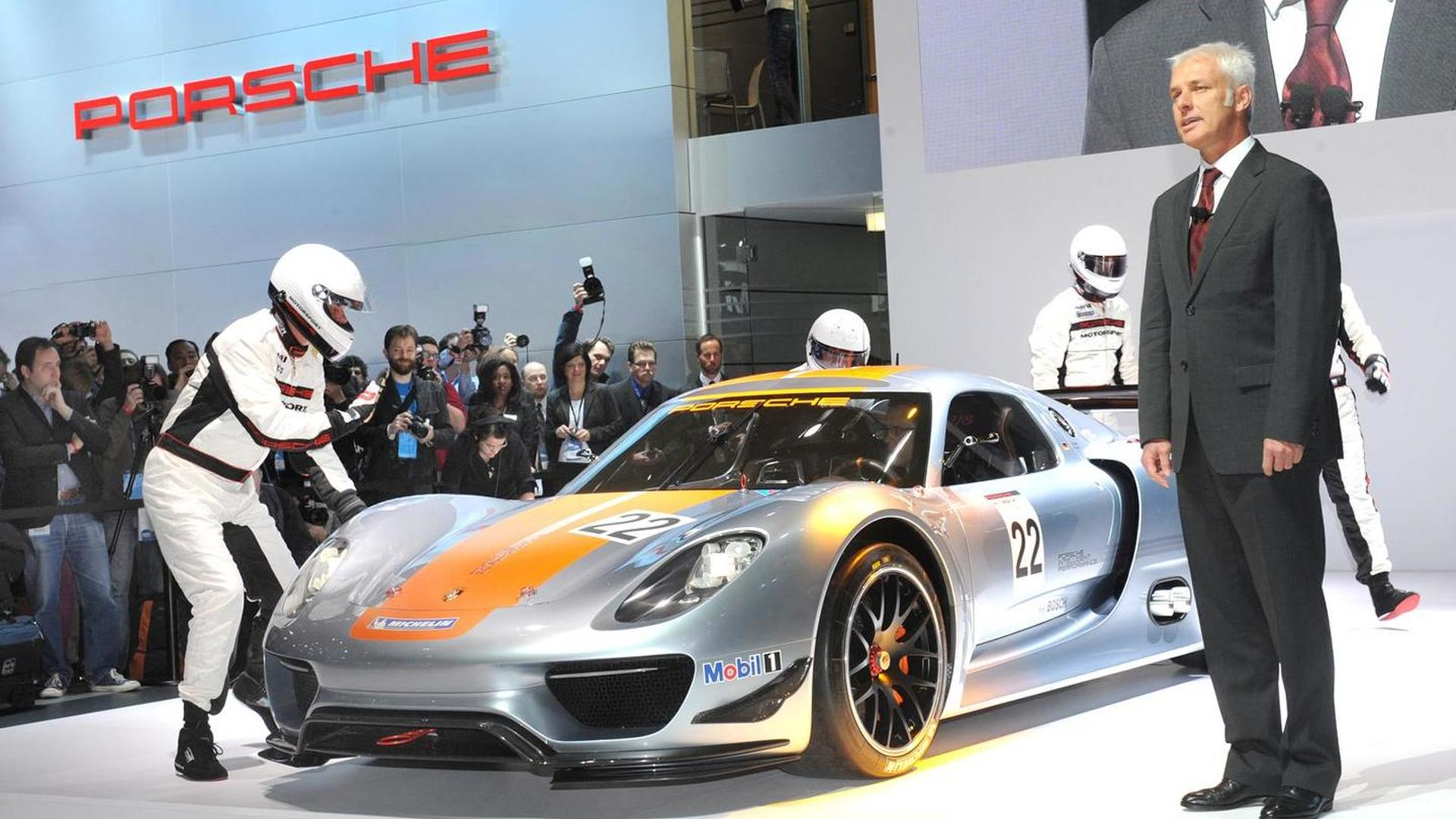 Porsche 918 RSR Design Process Detailed Video