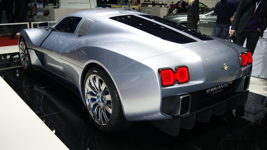 Gumpert Tornante by Touring unveiled in Geneva