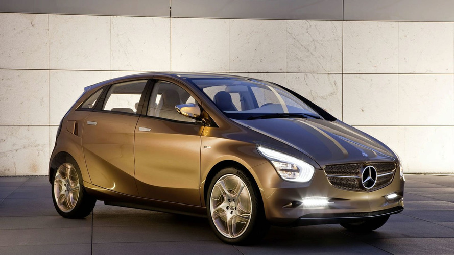Mercedes planning B-Class based hatchback and small SUV for U.S.