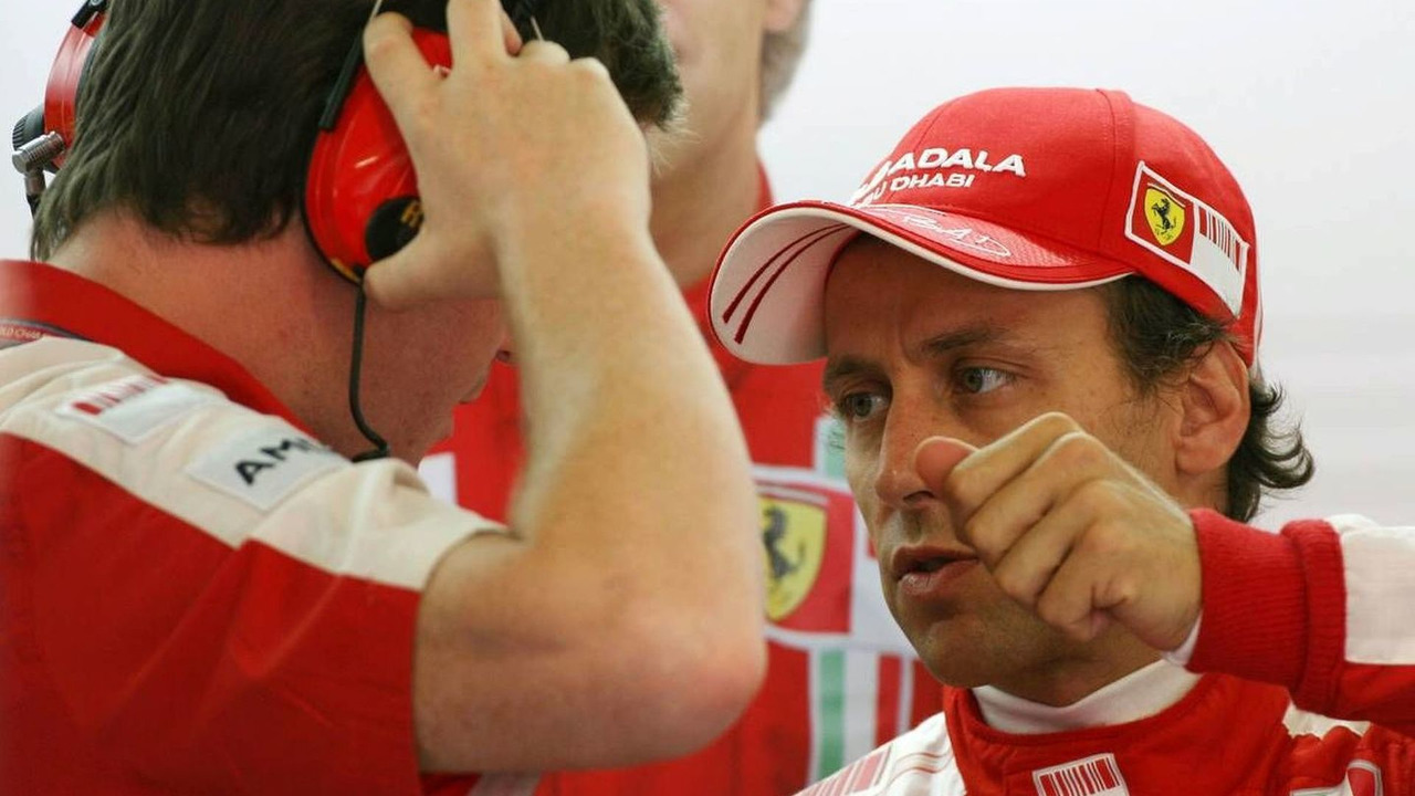 Luca Badoer, European Grand Prix 21.08.2009