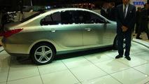 Tata Nano Europa, Prima Concept and Indica Vista EV Revealed in Geneva