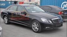 2011 Mercedes E-Class long wheelbase spy photo, Beijing Auto Show - 600 - 21.04.2010