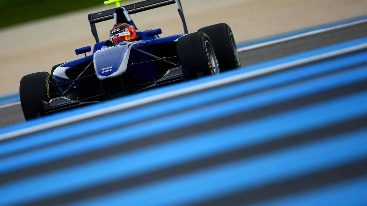 Max Chilton (GBR), Carlin - GP3 Testing, 04-05.03.2010 Paul Ricard, France