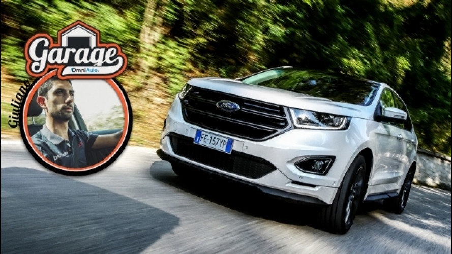 Ford Edge, il SUV grande al punto giusto [VIDEO]