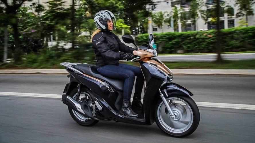 Honda SH 150i 2018 ganha versão DLX e parte de R$ 12.450