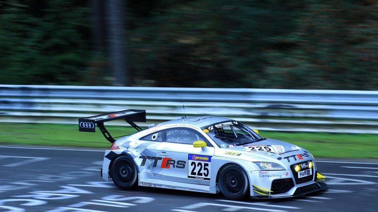 Audi TT RS Race Car (2011)