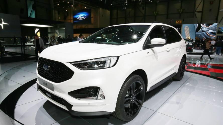 Ford Edge 2018, así es la versión europea