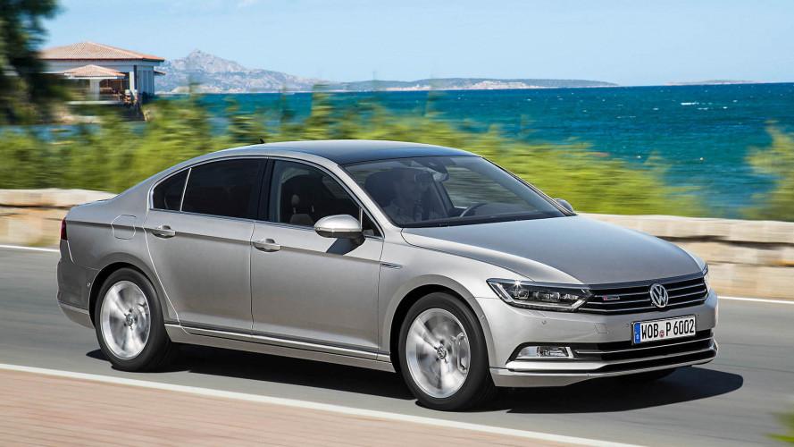 2015: VW Passat