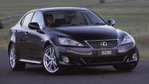 New Lexus IS250 (Australia)