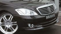 Mercedes S-Class (W221) Program by BRABUS