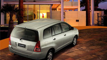 Toyota Kirloskar Launches Production of Innova Minivan