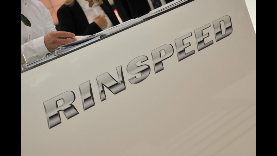 Rinspeed al Salone di Ginevra 2013