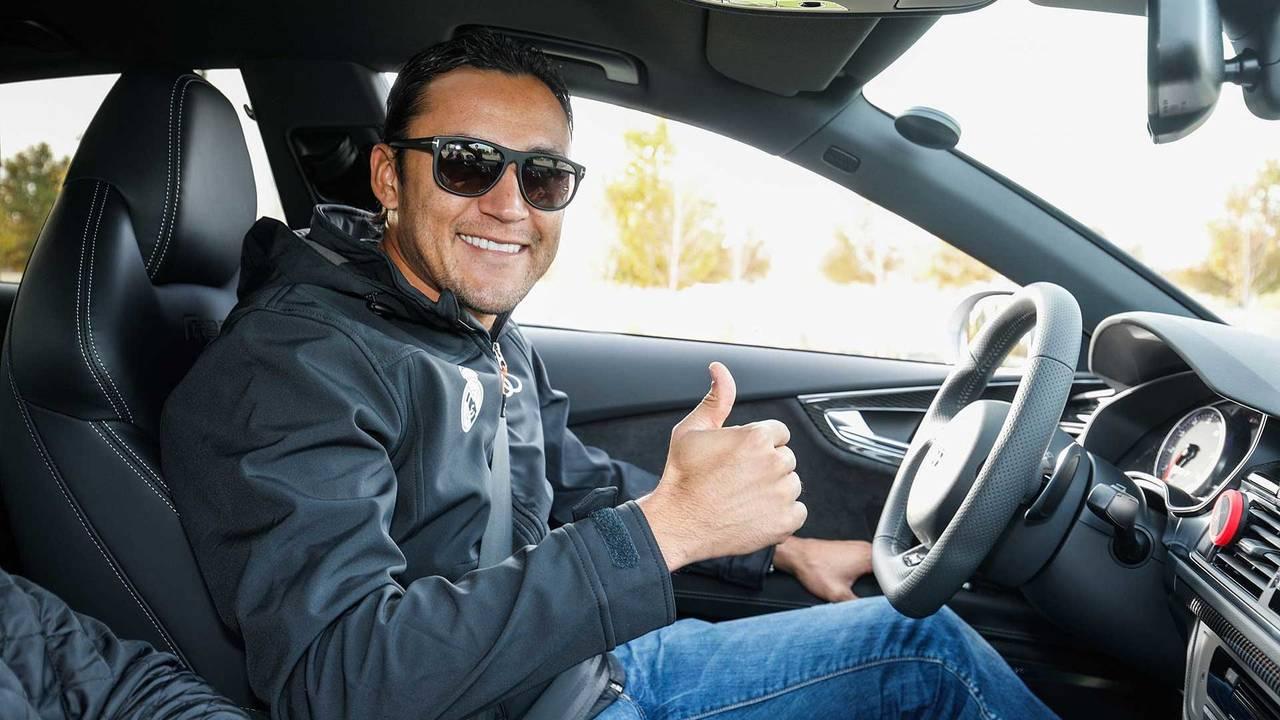 Keylor Atonio Navas Gamboa (#1) - Audi RS 7 Sportback performance
