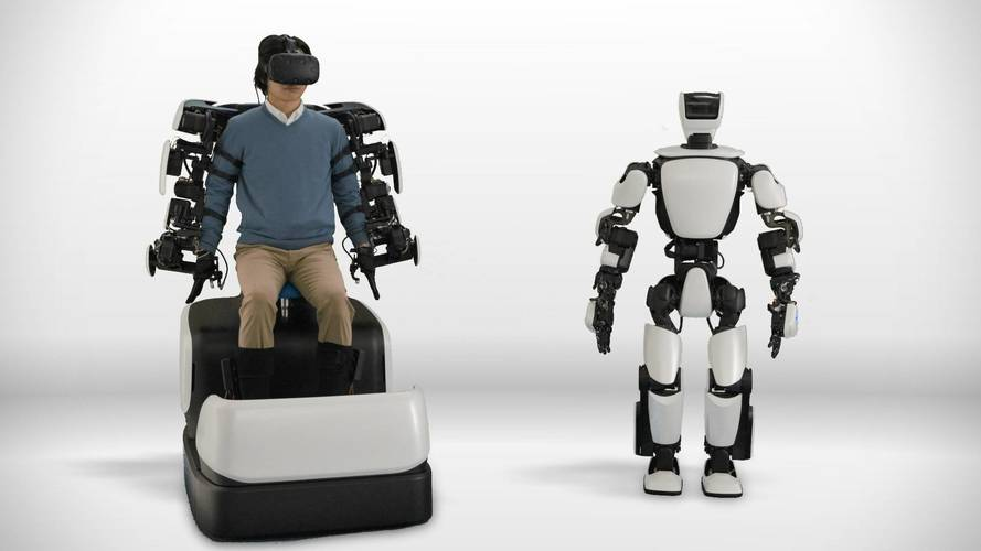 Toyota Develops Humanoid Robot That Works In Outer Space